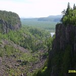 Ouimet Canyon, ON