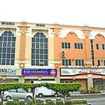 hotel rebana , kota bharu, kelantan, malaysia