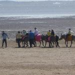 Lytham St Annes beach