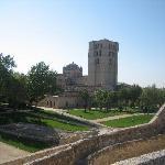 vistas de la catedral desde la torre