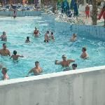 Waterworld wave pool