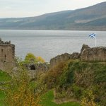 Urquhart Castle, Lochness
