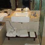 Baño Habitacion twin