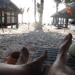 Zen time at Shambala