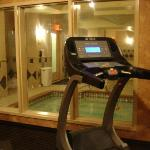 fitness center/spa
