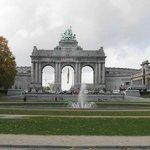 Brussels - Belgian Arc de Triomphe
