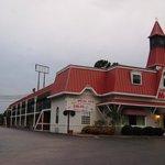 Casey Jones Motel View 2 - Oct 09