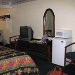 Casey Jones Motel Bedroom View 2 - Oct 09