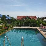 Naya bungalow casa e piscina