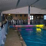 the spa facilities