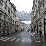 Ljubliana Street