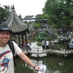The Lion Grove Garden / Shizilin (狮子林), Suzhou (蘇州), China.