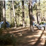 Camping at Smiling River Campground