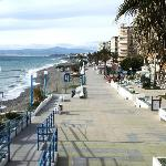 Paseo Maritimo (from Lighthouse end)