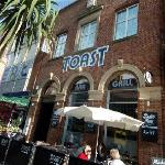Foto de ToasT Cafe Bar & Grill Restaurant Blackpool
