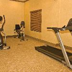 Our Fitness Area