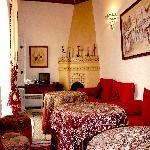 Salle à manger marocain-dinning room