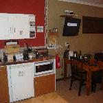 Ochre Studio - Kitchen