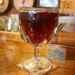 Fisherman's Tea Party beer. 9% ABV