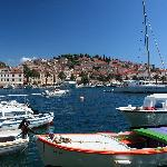 Beautiful Hvar Harbour