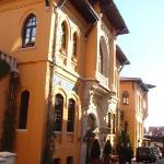 The Four Season hotel...last time ...ia sebuah penjara near Topkapi Palace..