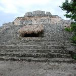Bilde fra Zona Arqueologica De Chaachoben