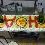 torta dell'hotel ambassador poroduzione propria