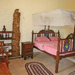 Lamu guest room