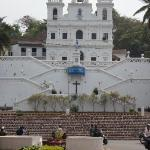 The Church of the Immaculate Conception, Panjim.