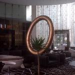 O is for Oterra ... the lobby