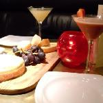 The Camembert and cocktails