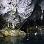 Eingang zur Grotte Bue Marino