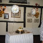 part of function room