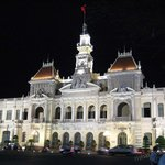 French built City Hall Saigon