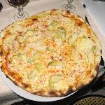 Pizza - La Sorgente Restaurant Plesio