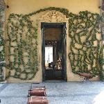 Loggia - Villa Balbianello