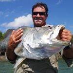 Clearwater Lodge Record 2009 Barramundi 111cm