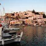 harbour and Chora