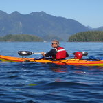 Paddling Clayoquot Sound