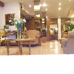 Recepcion del hotel