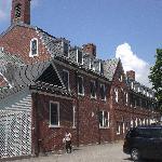 Extérieur de l'Exeter Inn exterior