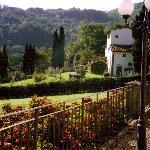 Villa Campestri From Al Fresco Dining Area
