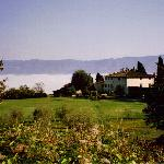 Villa Campestri View From Garden