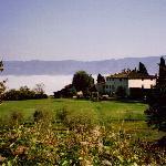 Villa Campestri View From Garden