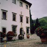 Villa Campestri 700 Year Old Main House
