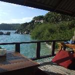Restaurant and bar at Freedom Beach Resort