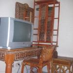 TV at Courtyard