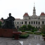 People's Committee Building - Ho Chi Minh City