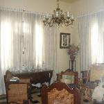 Vista Interior de la casa