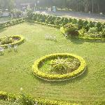 Garden in Larica, Digha